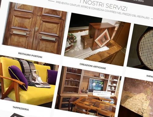 Restauro Gianferro | Shop Magento