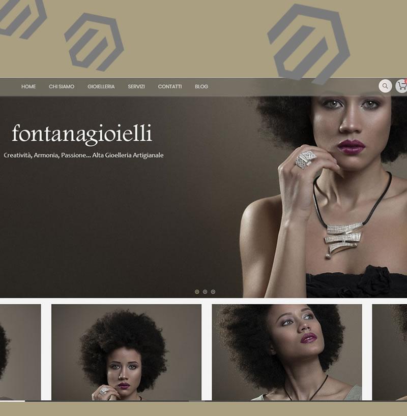Fontana Gioielli Nepi | Shop Magento