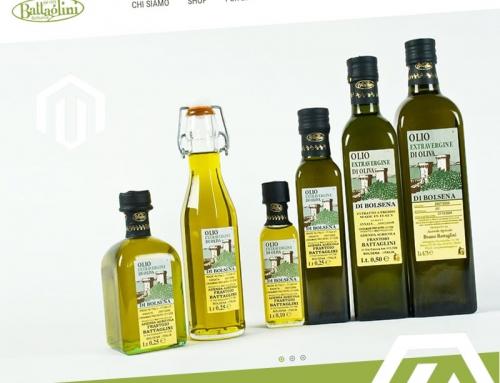 Frantoio Battaglini Bolsena   Shop Magento